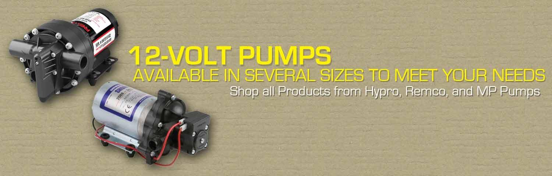 12 Volt Pump