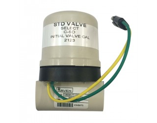 "Raven 3/4"" Poly Regulating Valve"