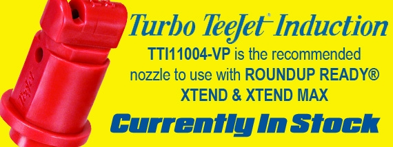 Turbo TeeJet Induction