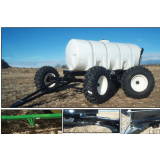 Portable Cone Bottom Trailers/ All-Steer Trailers