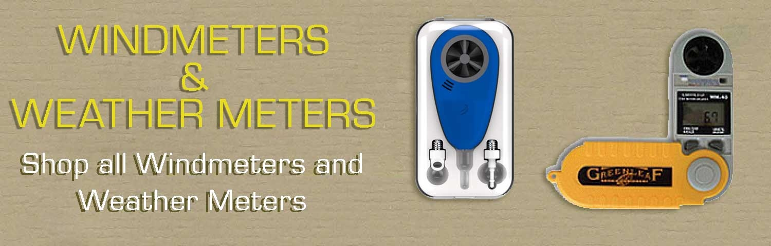 windmeters & weather meters