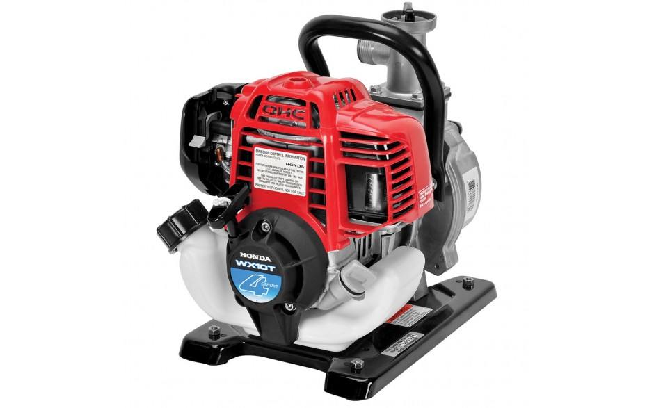 Honda Wx10 Pump Pacer Gas Engine Driven Transfer Pumps