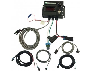 12 Volt Controller Kit w/ Digital Gauge