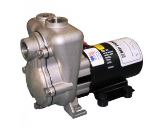 MP Pumps FRX75SP Self Priming Stainless Steel Transfer Pump