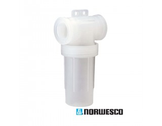 "1"" Norwesco Line Strainer"