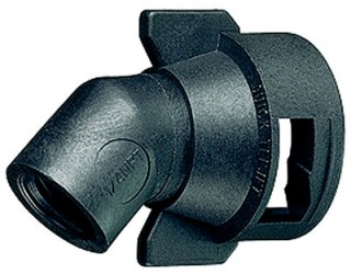 QJ4676 Quick TeeJet Threaded Cap - 45 Degree  -CALL FOR SPECIAL PRICING